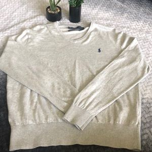 MENS POLO sweater